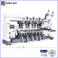 High precision cnc micro hole wood drilling and boring machine