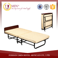 Lightweight Double Folding Bed