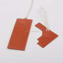 silicone rubber thermal insulation pad,heating elements,silicone rubber heater