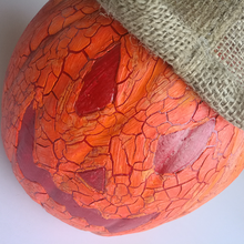 Handmade craft foam pumpkins for sale