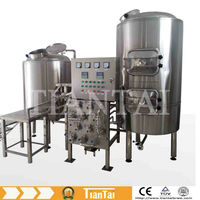Mini Commercial Beer Mash Tun Brew Kettles