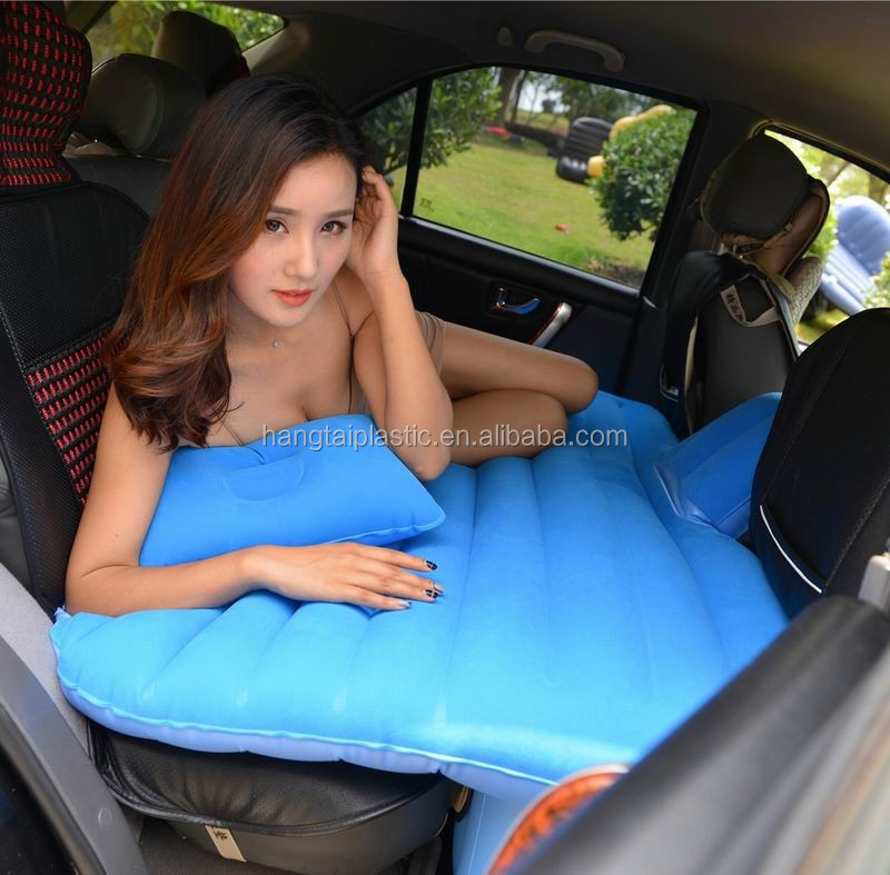 Stock!!!OEM hot selling inflatale beds for car ,inflatable car air mattress