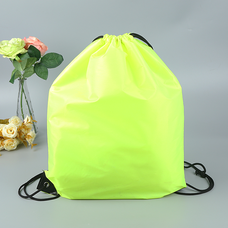 Original Factory cheap polyester  drawstring bag custom promotion drawstring bag
