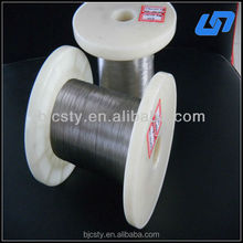 low price and good quality fishing line titanium and nickel memory alloy wire with SGS certificate