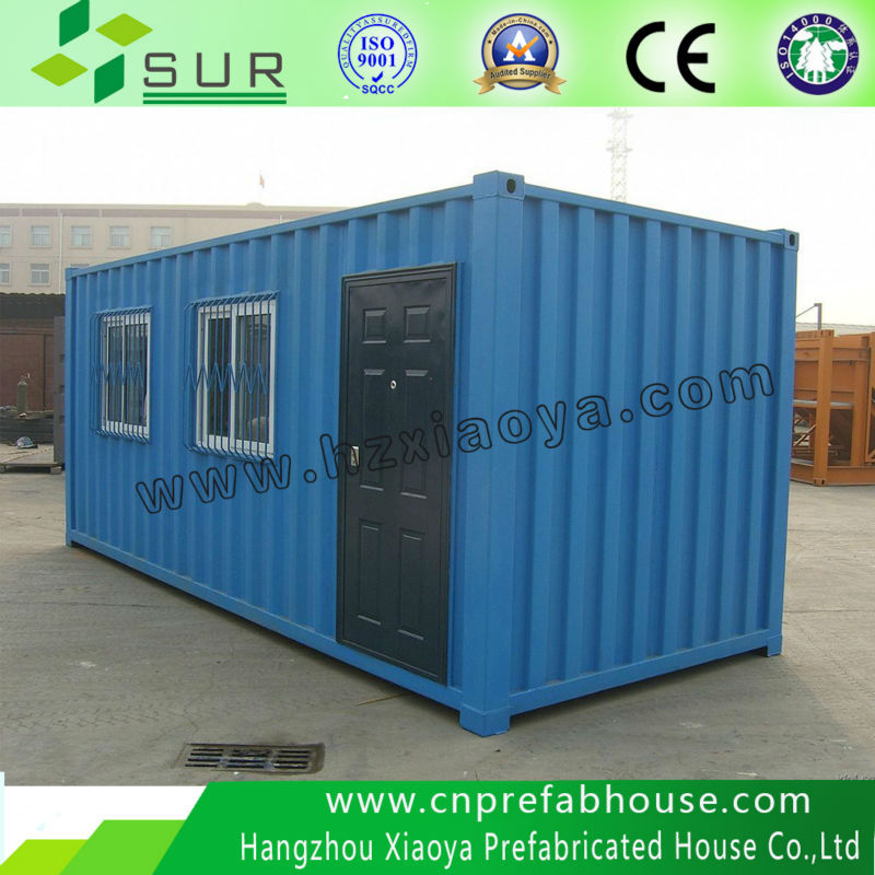 morden design 20ft sea container modified house for sale