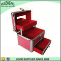 Custom aluminum makeup beauty vanity case