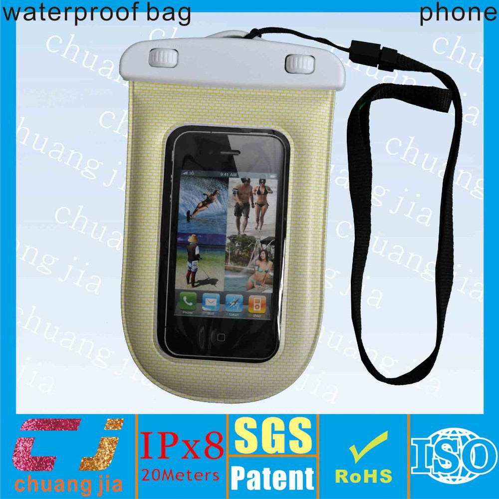 waterproof bag skin case cover for diving swimming
