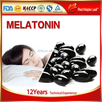 Melatonin Sleep Aid Capsules / Sleep Well Products