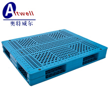 Double sides heavy duty plastic pallet price