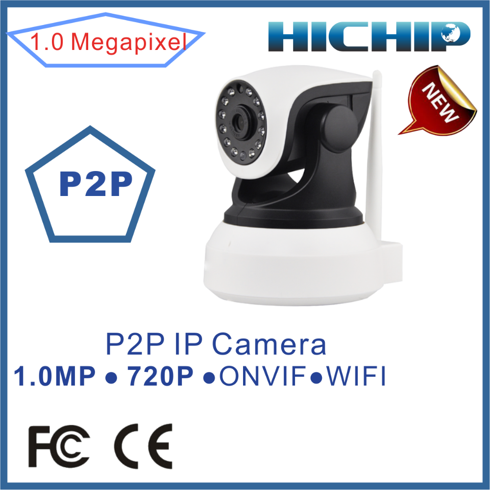 720P HD wifi wireless IP/Network camera video baby monitor surveillance home security camera system