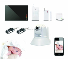 FDL-GSM Security Personal home fire burglar alarm systems,alarm personal self defense products