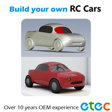 OEM RC Cars Product Design