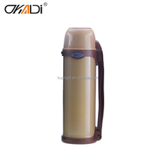 Make to Order double walled stainless thermo water bottle outdoor using vacuum flask for travel thermo cup