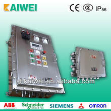 Exd stainless steel Explosion proof Control Box