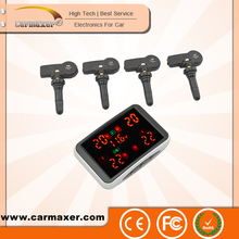 TPMS (tire pressure monitor system), tpms tire pressure with Internal sensor & External sensor, 433.92mhz universal tpms for car