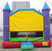 CE certificate China manufacturer inflatable bouncy casle, moon bounce, kids inflatalbe jumper toys for sale B1174