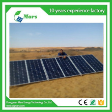 5KW solar power system for home / solar thermal power plant 50kw 100kw / complete kits solar energy system