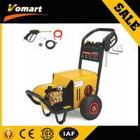 220V 2.2KW automatic mobile car wash electric 12v portable car washer