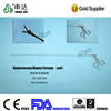 Surgical instruments manufacturers Hand surgery instruments Minor surgery set Soft Hysteroscopy Biopsy Forceps