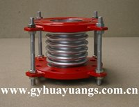 corrugated flexible metal expansion joint