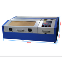 High Precision 40w acrylic Laser Engraving Machine for non-metal for slae