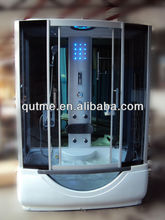 Tempered glass good quality steam chamber