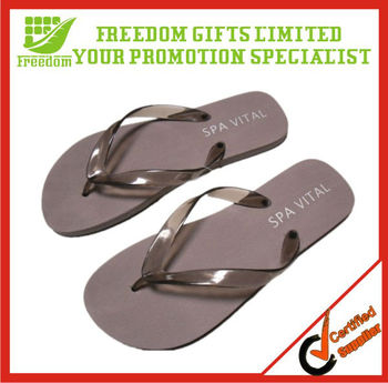 Promotional OEM Logo Fashion EVA Slippers