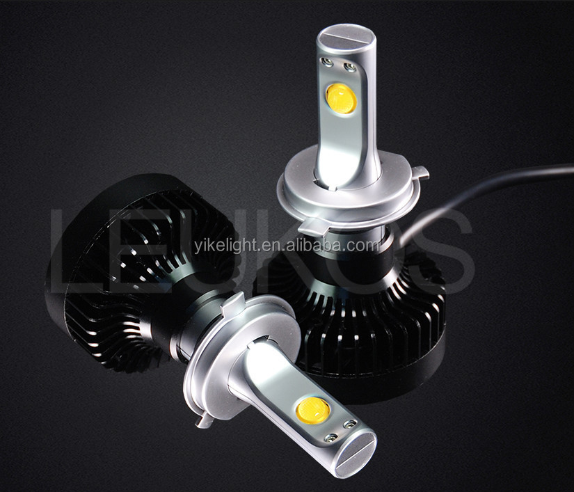 Cnlight Yike German Quality Japanese Inspection 12V High Low Beam 3000lm H4 LED Headlight car accessories