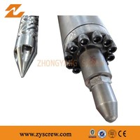 Best plastic machine screws for pp injection molding manufacturer in zhoushan