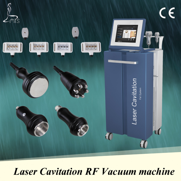 Professional LS650 laser cavitation machine 650nm laser 40K cavitation for whole body shaping