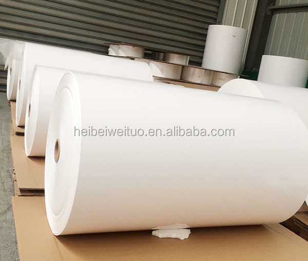 PP synthetic paper /BOPP pearlized film (LMQ) for In mold label