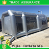 Trade Assurance inflatable spray booth
