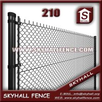 Extremely Strong Direct Factory Price Galvanized Chain Link Fence