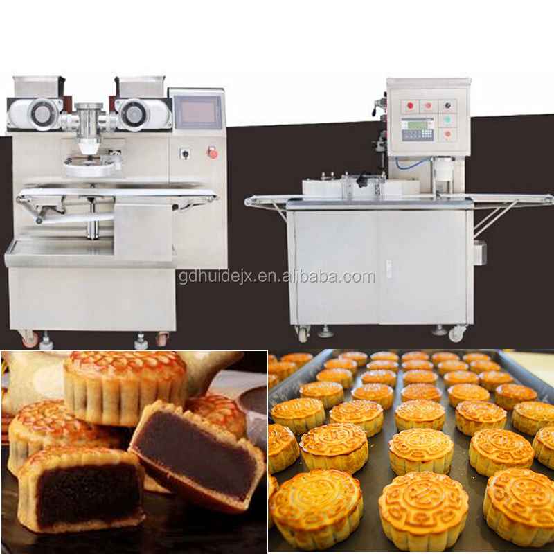 Electric equipment for making sweet bean paste moon cake production line