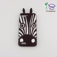 zebra stylish VIVO X3X5L cases from silicone phone cases factory
