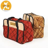 Foldable outdoor portable pet bag carrier for small dogs