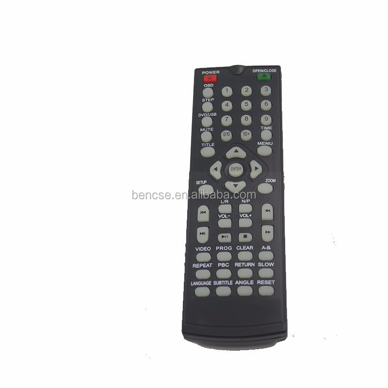 Made in china Home DVD Player with USB LED display full function Remote Contro