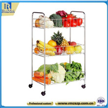 Beautiful Catering Utensils Metal Food Display Rack Buffet Riser For Sale