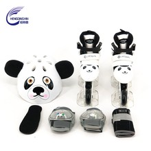 3-10 years old child adjustable roller skates suit hot new 4 inline PU wheels cheap roller skates