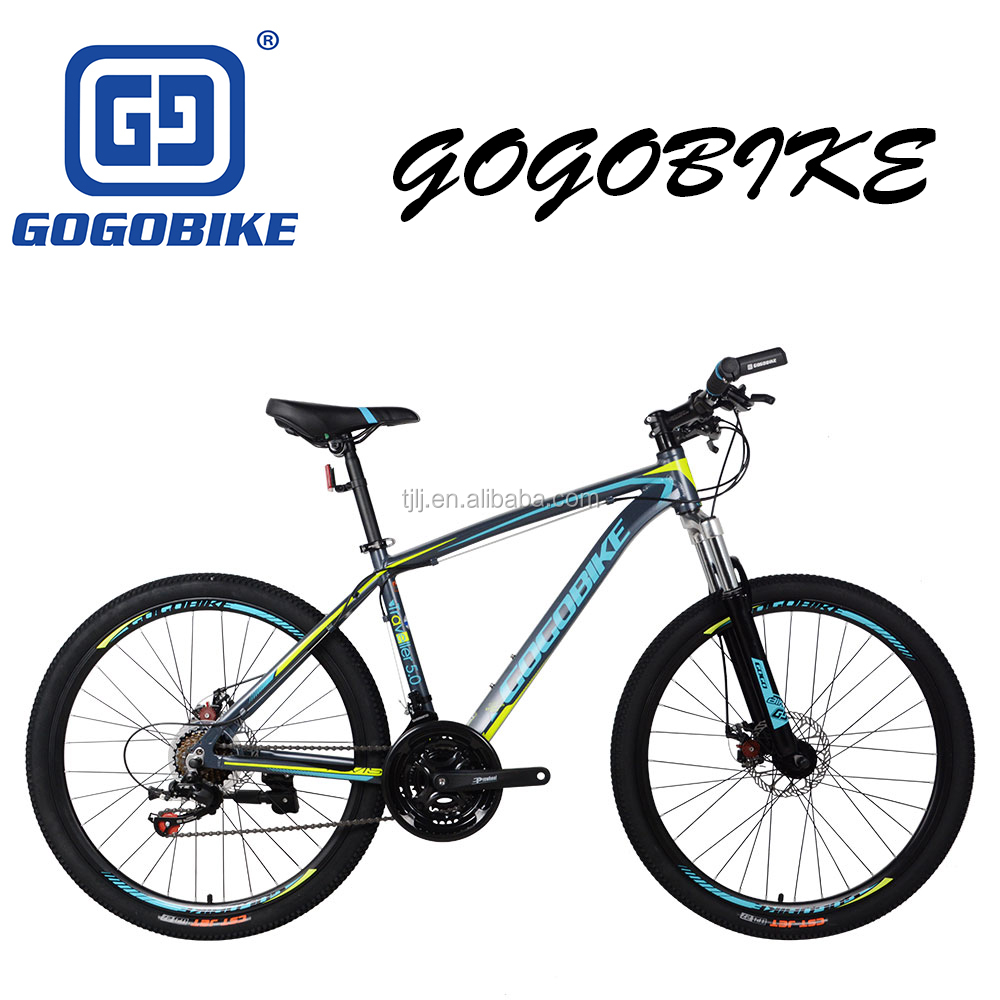 Hot sale 26 inch aluminum alloy mountain bike