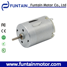 Low cost dc brushed motor 12v dc motor for rotary tattoo machine