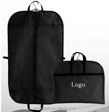 Non woven garment bags for suits traveling