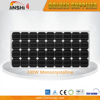 Quality-assured Cheap Solar Panel Price 12v 100w Solar Panel