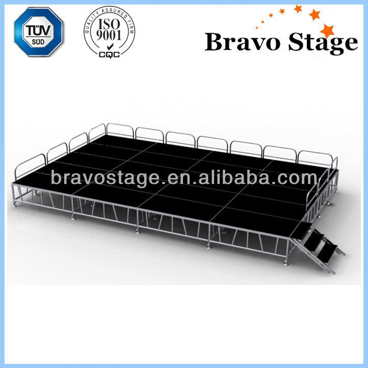 Cheap decorative aluminium circular stage truss for concert event