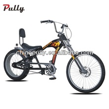 High Handlebar and High Saddle Chopper Bicycle 20 Inch Chopper Bike