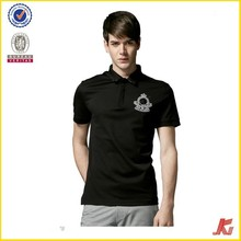 Men's custom new design bulk polo t shirt