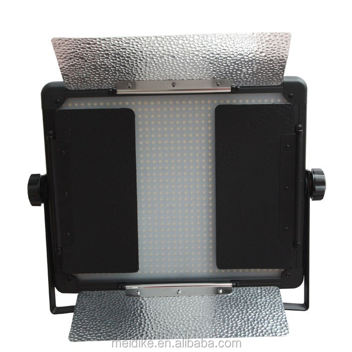 professional 80w dimmable led camera light for video shooting