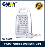 Rechargeable 2835SMD led emergency lanterns, high power led lights