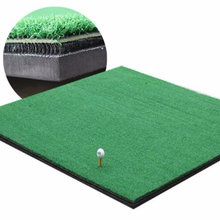 Top Quality Custom Wholesale Driving Range Golf Mat/Golf Hitting Mat/Indoor Outdoor Golf Practice Mat