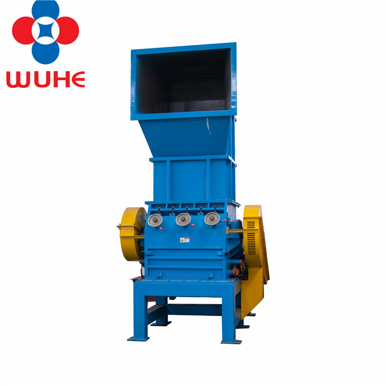 CE quality certification used plastic pet bottle heavy type crusher with reasonalble price